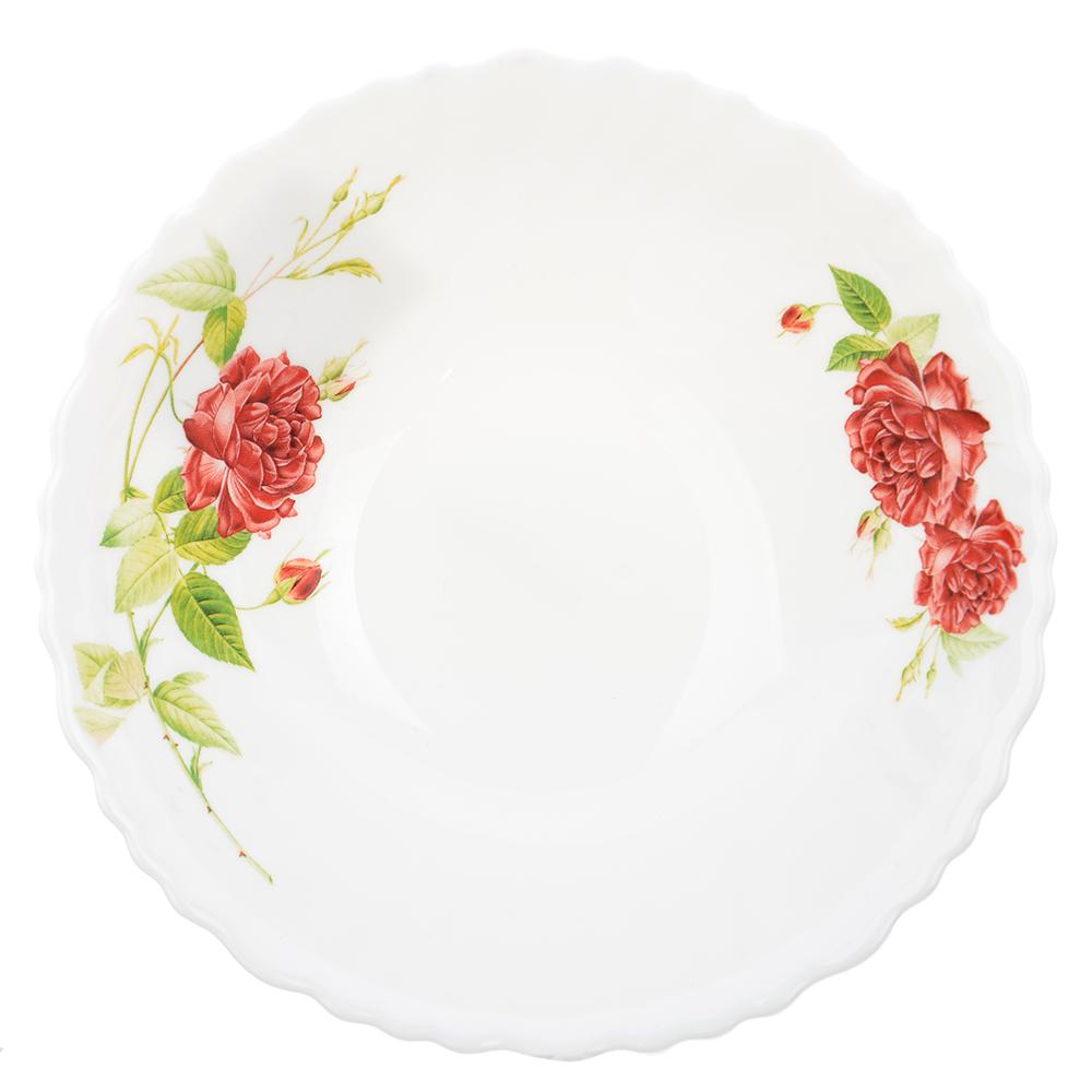 """Салатник d. 16,5 см, опаловое стекло, MILLIMI """"Инесса"""" - 2"""