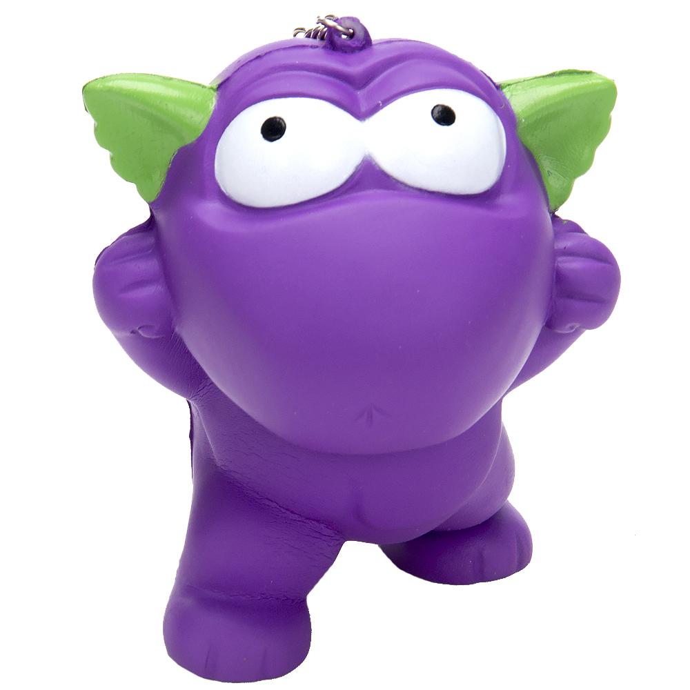LASTIKS Игрушка-мялка, с ароматом, ПУ, 11-15см, 3 дизайна - 2