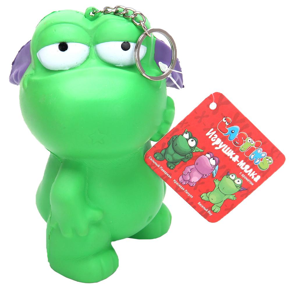 LASTIKS Игрушка-мялка, с ароматом, ПУ, 11-15см, 3 дизайна - 3