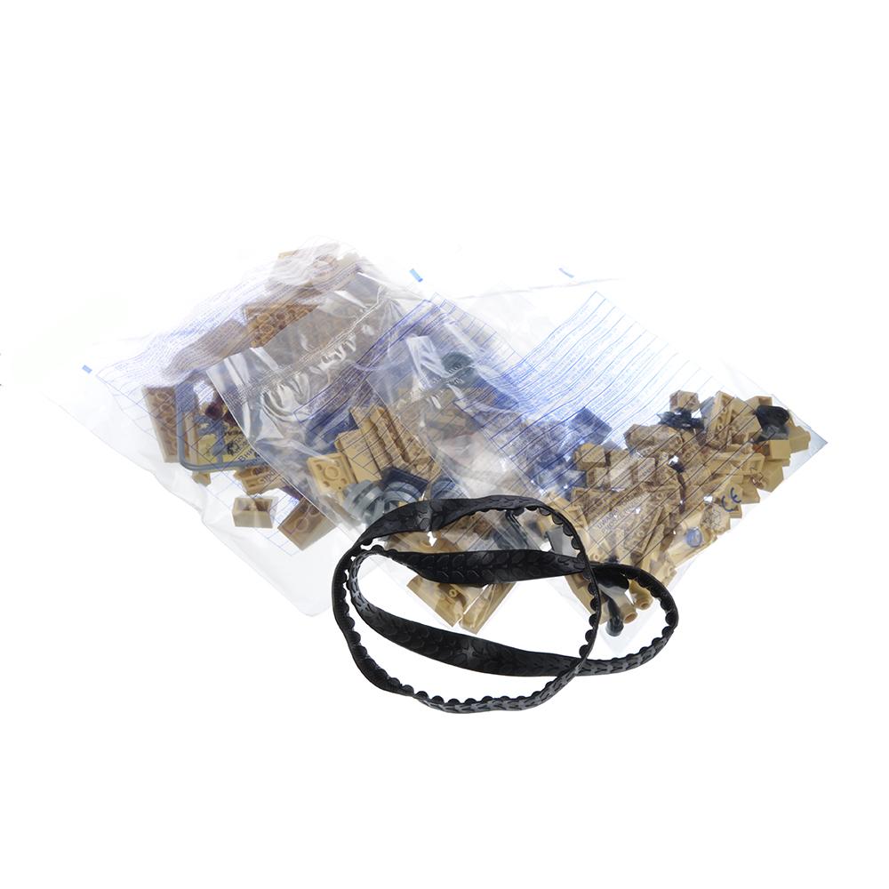 ИГРОЛЕНД Армия Конструктор Танк, 192дет., пластик, 20x15x6см - 3