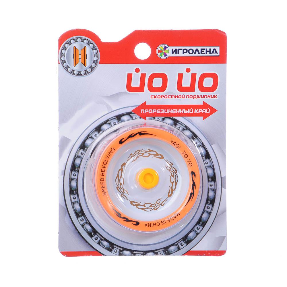 ИГРОЛЕНД Игрушка Йо-Йо, ABS, 6х6х2,5см - 4