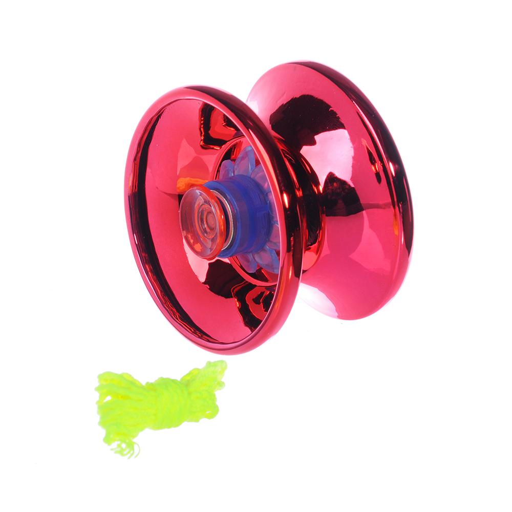 ИГРОЛЕНД Игрушка супер йо-йо, ABS, металл, 5,5х5,5х3,4см - 2