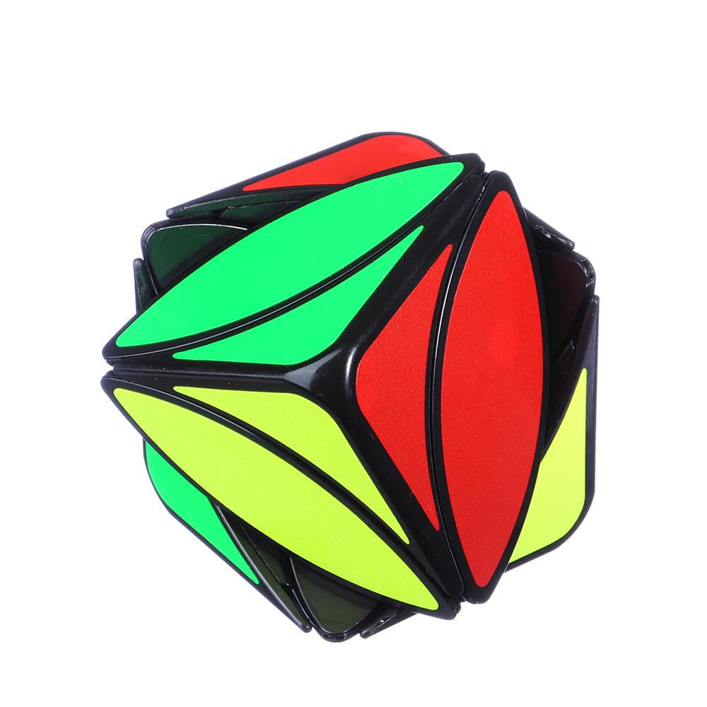 """ИГРОЛЕНД Головоломка """"Мир квадратов. Куб"""", пластик, 5,8х5,8х5,8см - 2"""