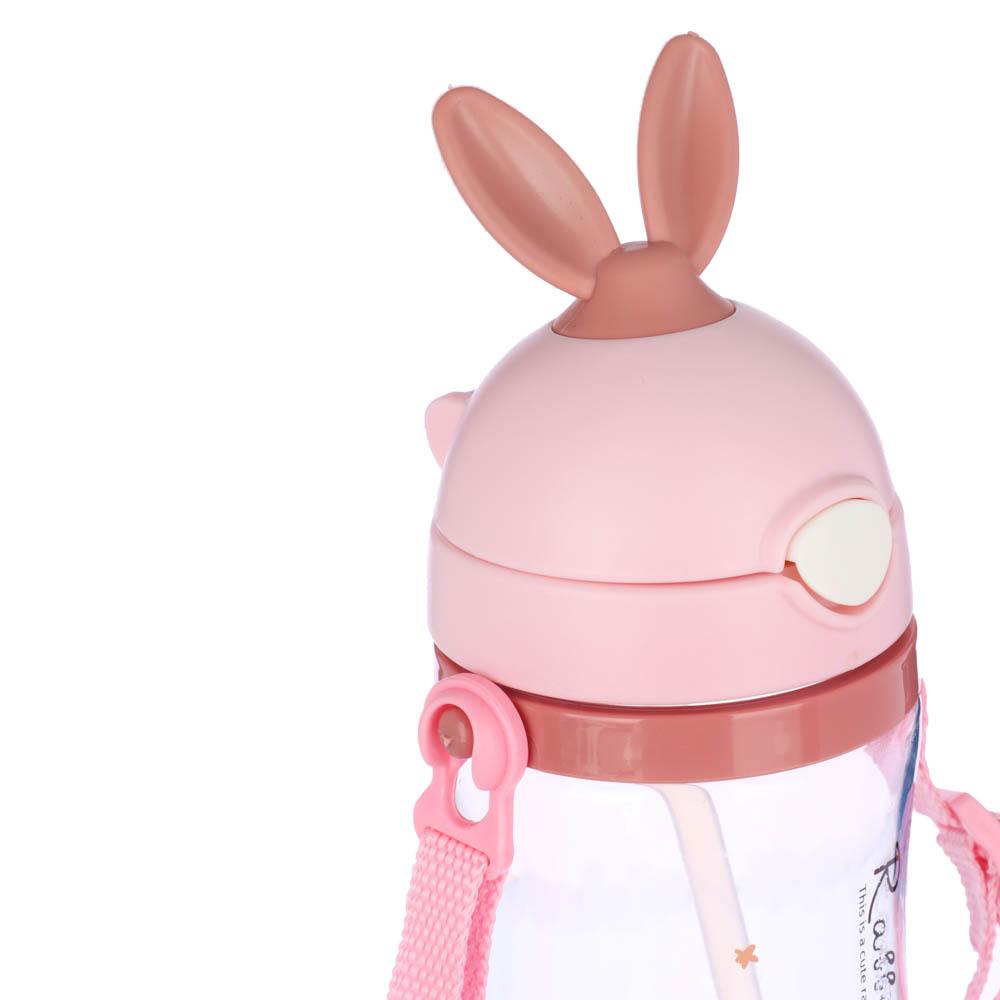 Бутылочка детская, 420 мл, пластик, 3 дизайна - 2