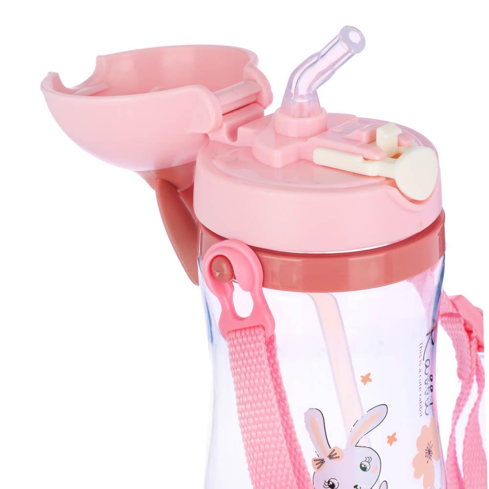 Бутылочка детская, 420 мл, пластик, 3 дизайна - 3