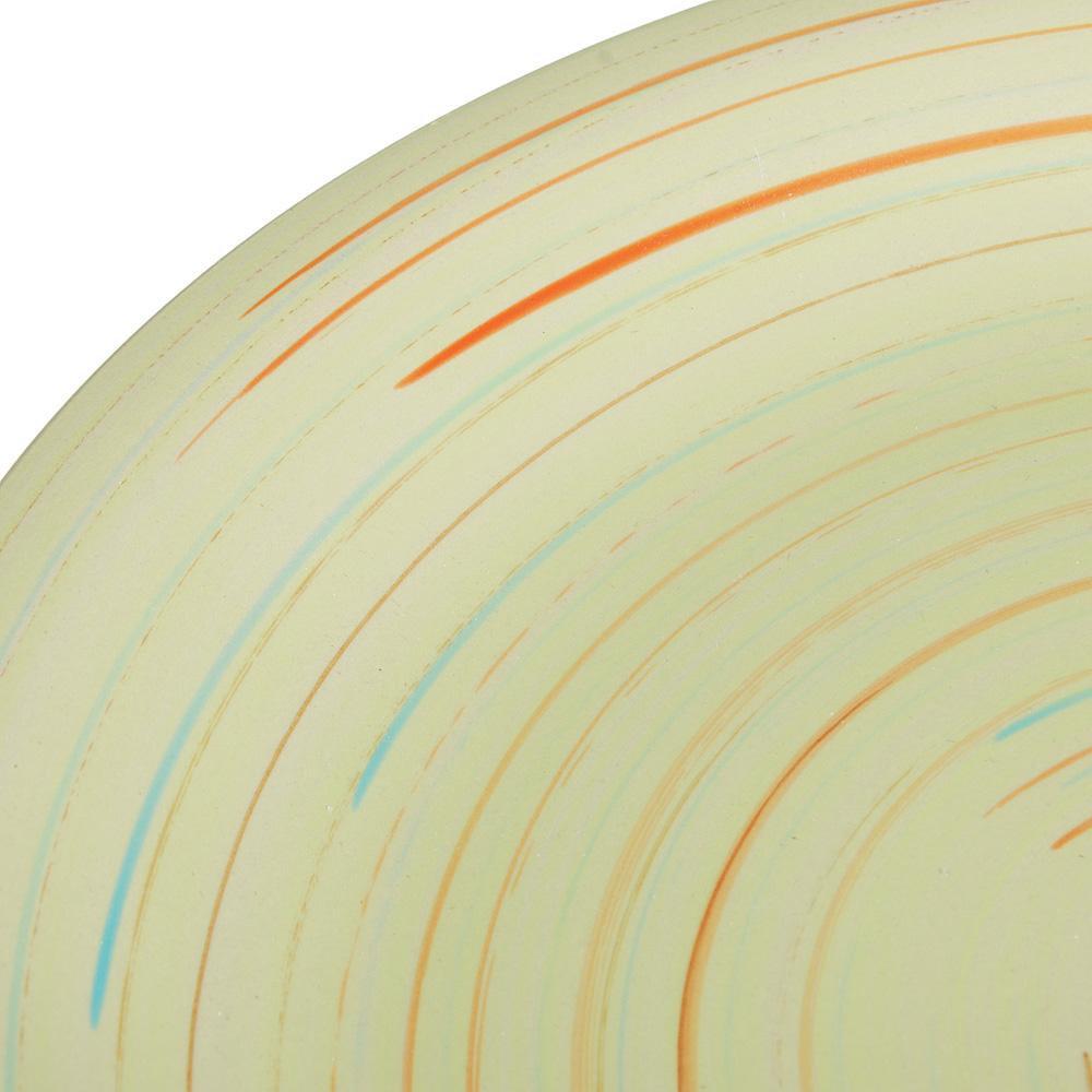"""Тарелка подстановочная d. 26,5 см, керамика, """"Африка 5"""" - 2"""
