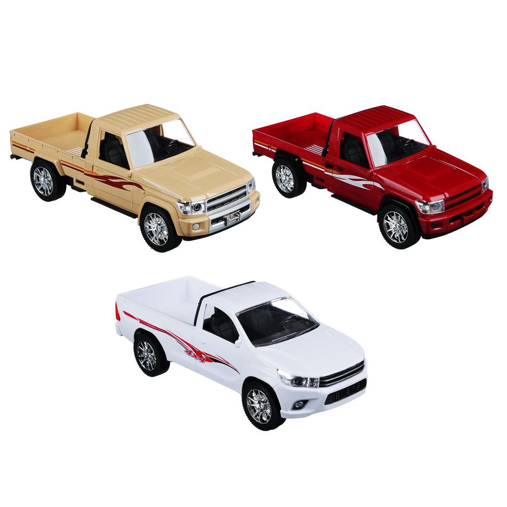 ИГРОЛЕНД Машинка инерционная,1:12, пластик, 34х12,5x12см - 4