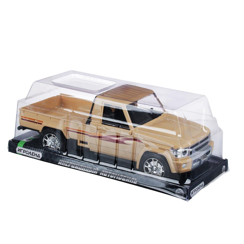 ИГРОЛЕНД Машинка инерционная,1:12, пластик, 34х12,5x12см - 5
