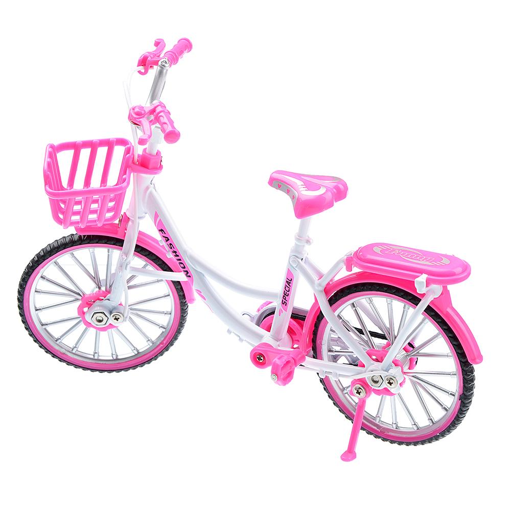 ИГРОЛЕНД Велосипед сборный, металл, 18х13х7см, 2 дизайна - 4