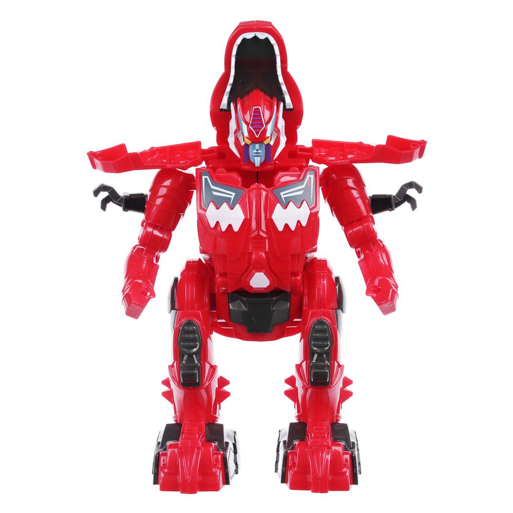 ИГРОЛЕНД Робот, пластик, 23х9х13см, 3 дизайна - 2