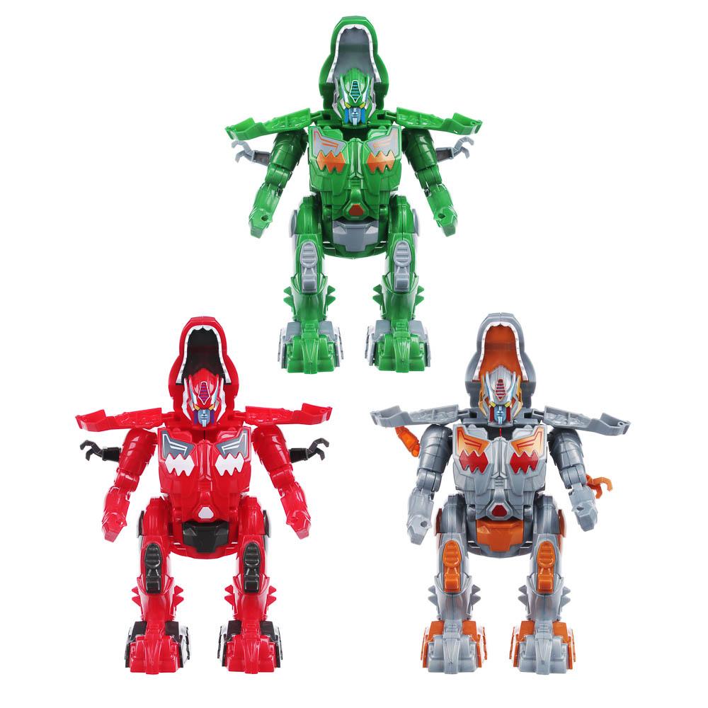 ИГРОЛЕНД Робот, пластик, 23х9х13см, 3 дизайна - 4