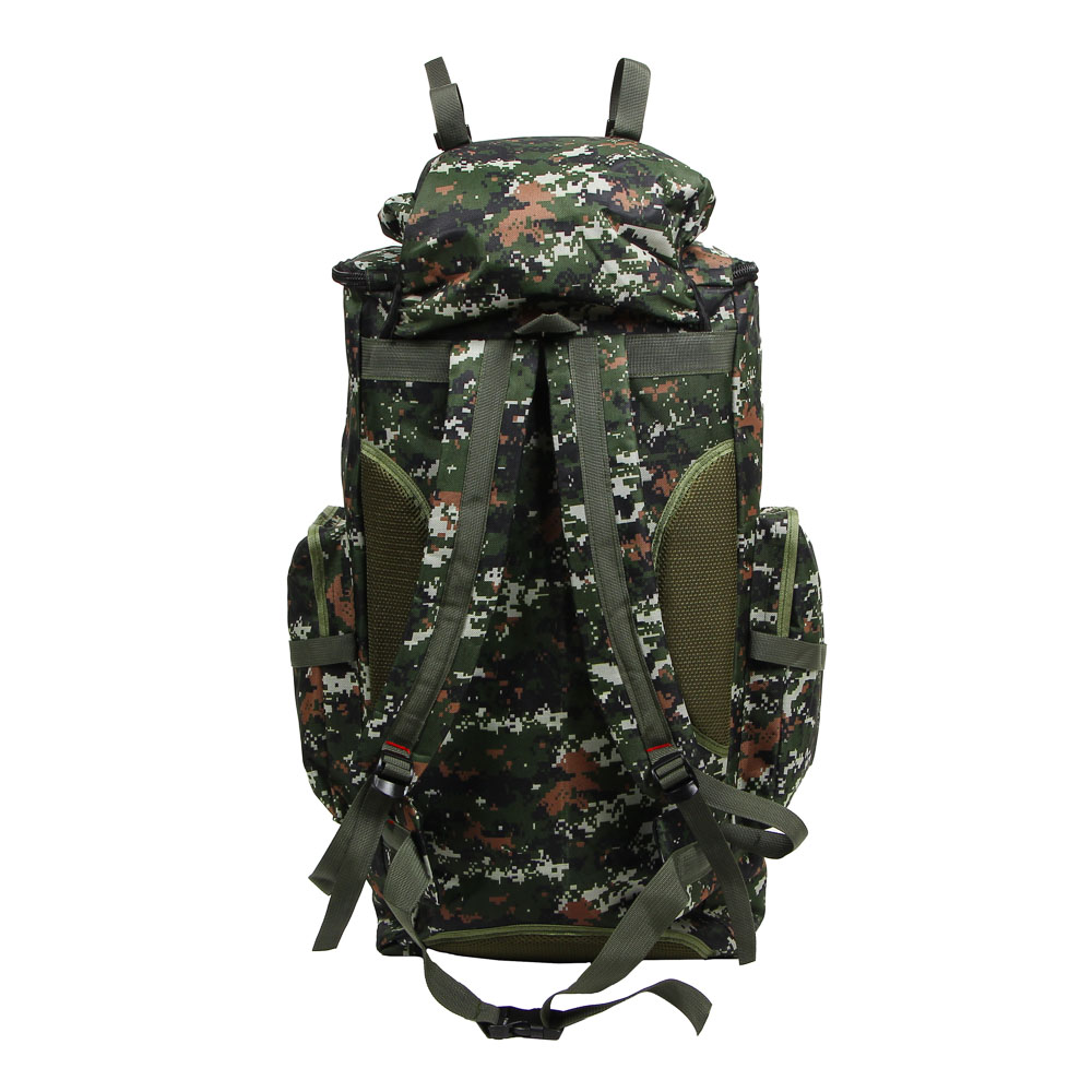 Рюкзак туристический ЧИНГИСХАН отделение для палатки, 65 литров,80х35х18 см, полиэстер - 3