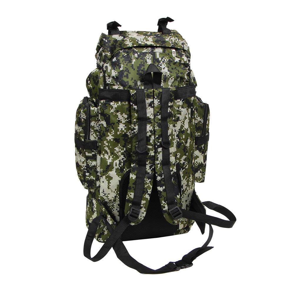 Рюкзак туристический ЧИНГИСХАН отделение для палатки, 60 литров,70х35х18 см, полиэстер - 3