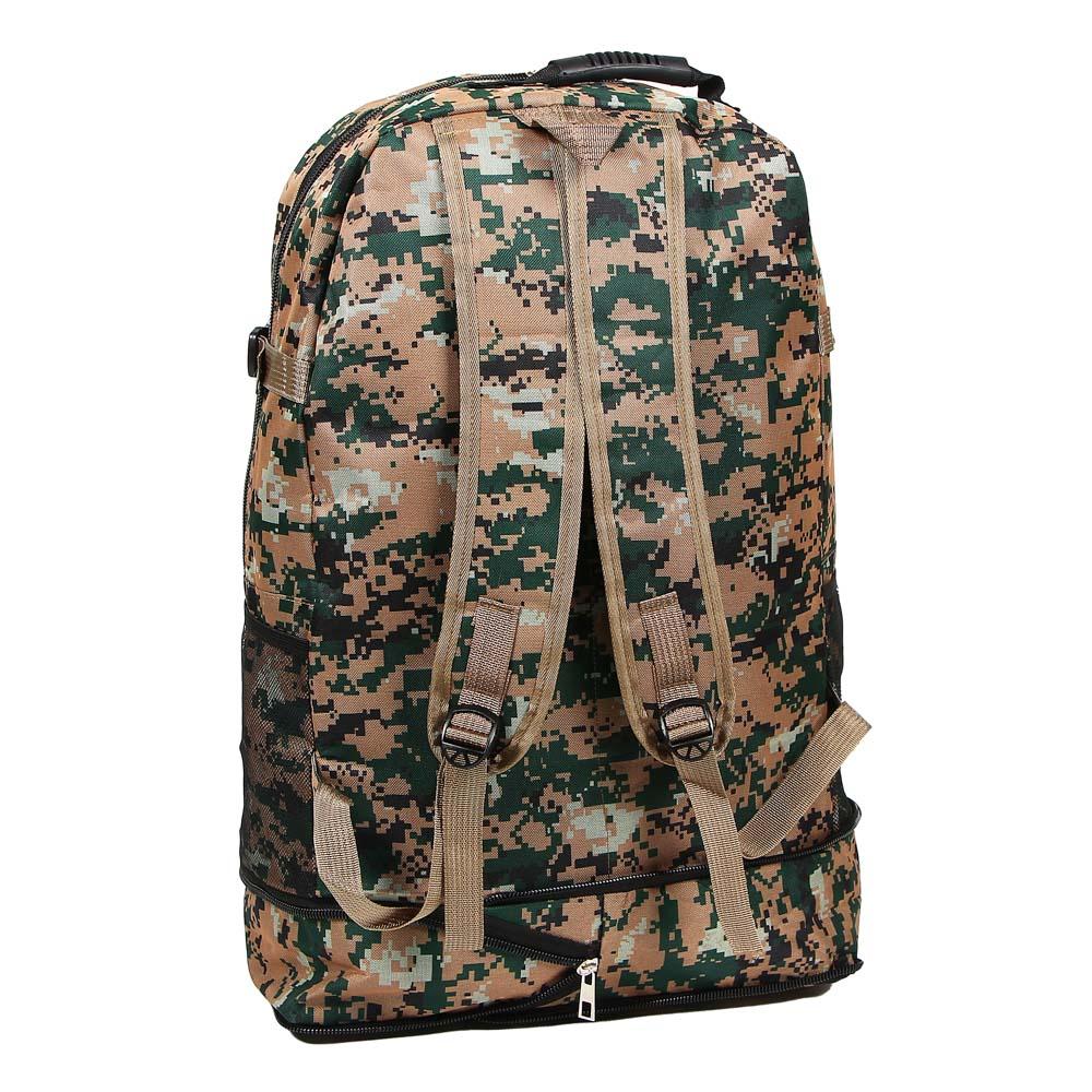 Рюкзак туристический ЧИНГИСХАН 55 литров, 2 цвета, 60х38х18 см, полиэстер - 3