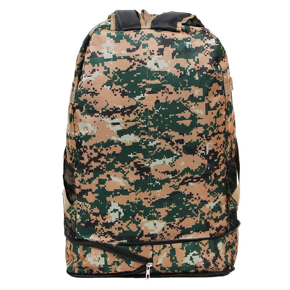 Рюкзак туристический ЧИНГИСХАН 55 литров, 2 цвета, 60х38х18 см, полиэстер - 4