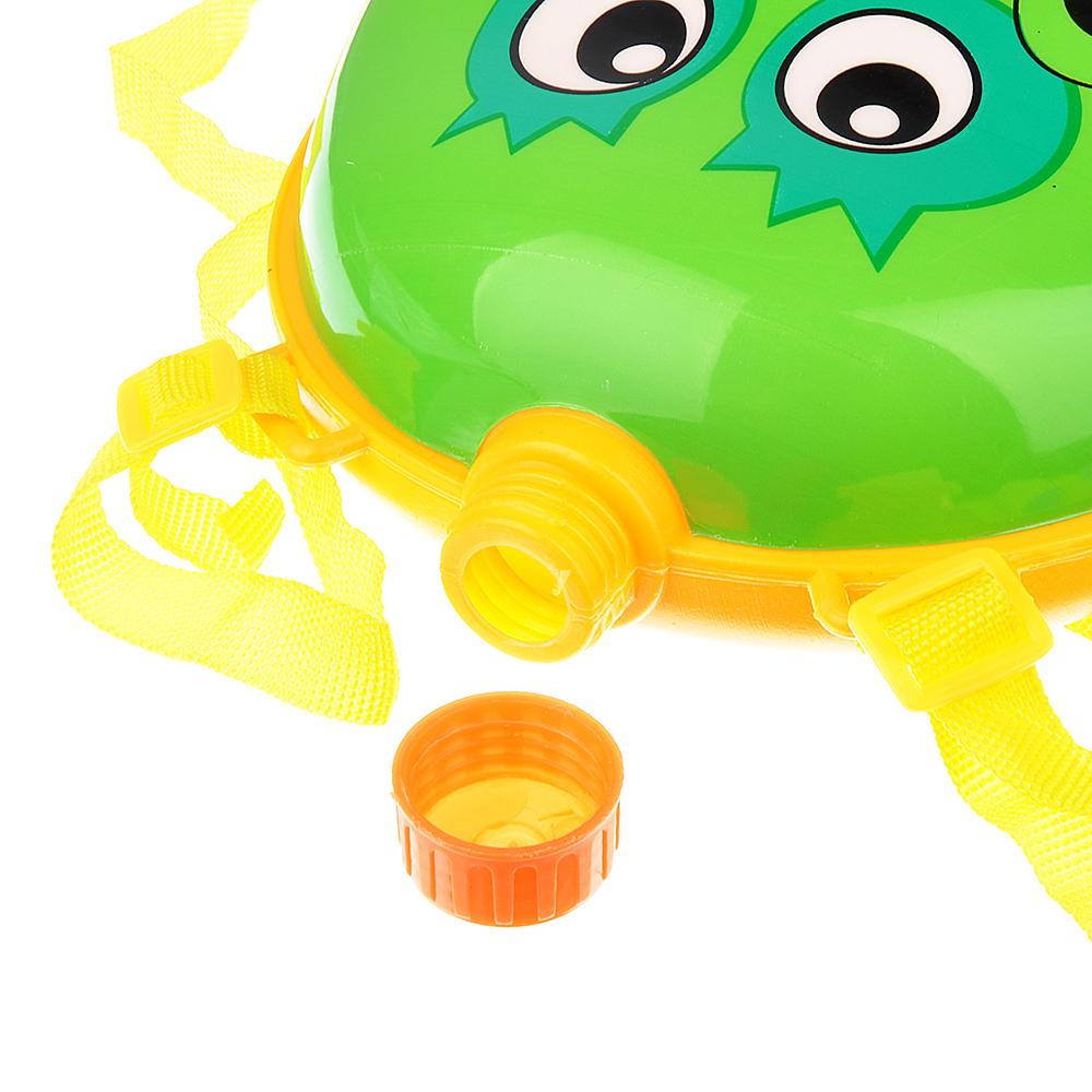 ИГРОЛЕНД Ружье водное с баллоном-рюкзачком 2л., пластик,31х36х6см - 3