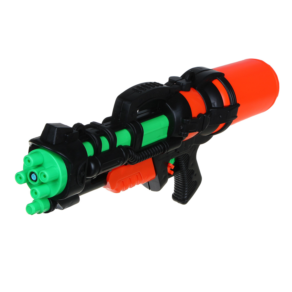 ИГРОЛЕНД Пистолет водный, пластик, 48х22см, 2 цвета - 3