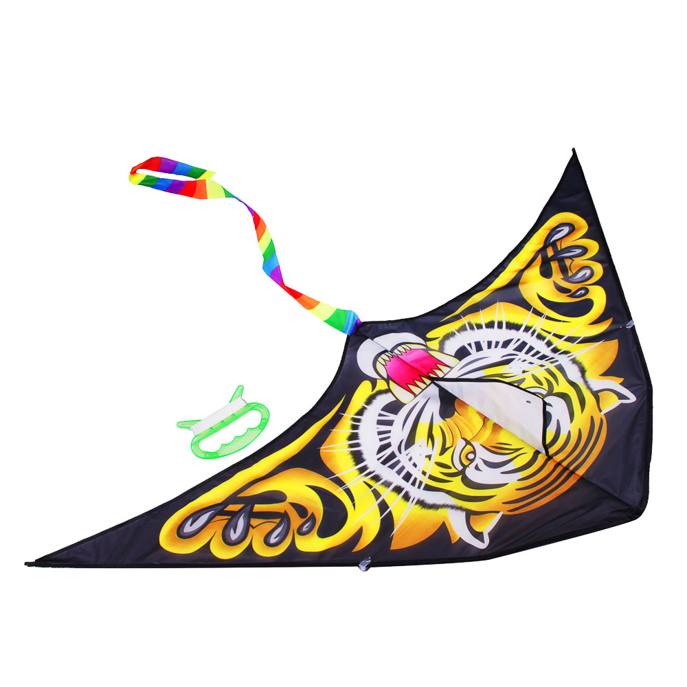 Воздушный змей 160см, текстиль, 7-10 дизайнов - 3