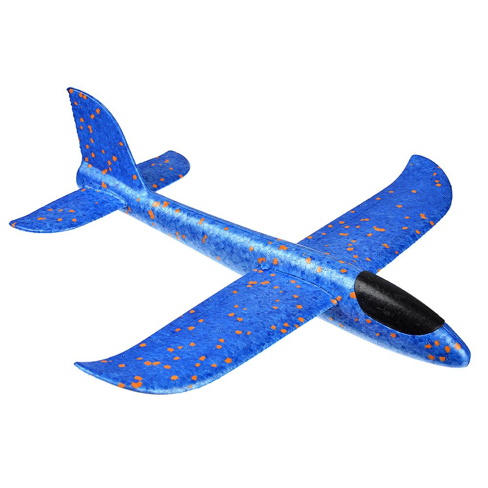 Самолет-планер, полимер, 37х9х35см, 3 цвета - 2