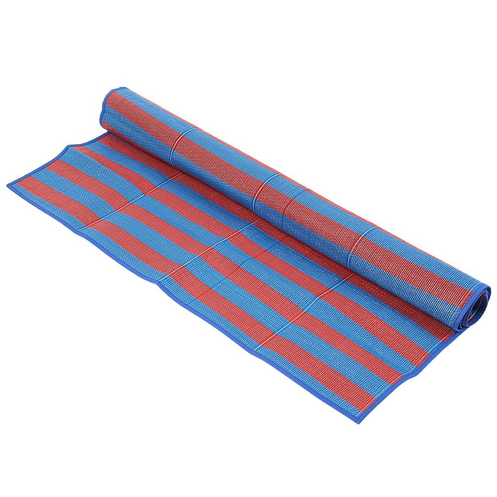 Яркое лето Яркое лето Коврик пляжный, 120х180, с ручками для переноски, полоса, полипропилен, 3 цвет - 2