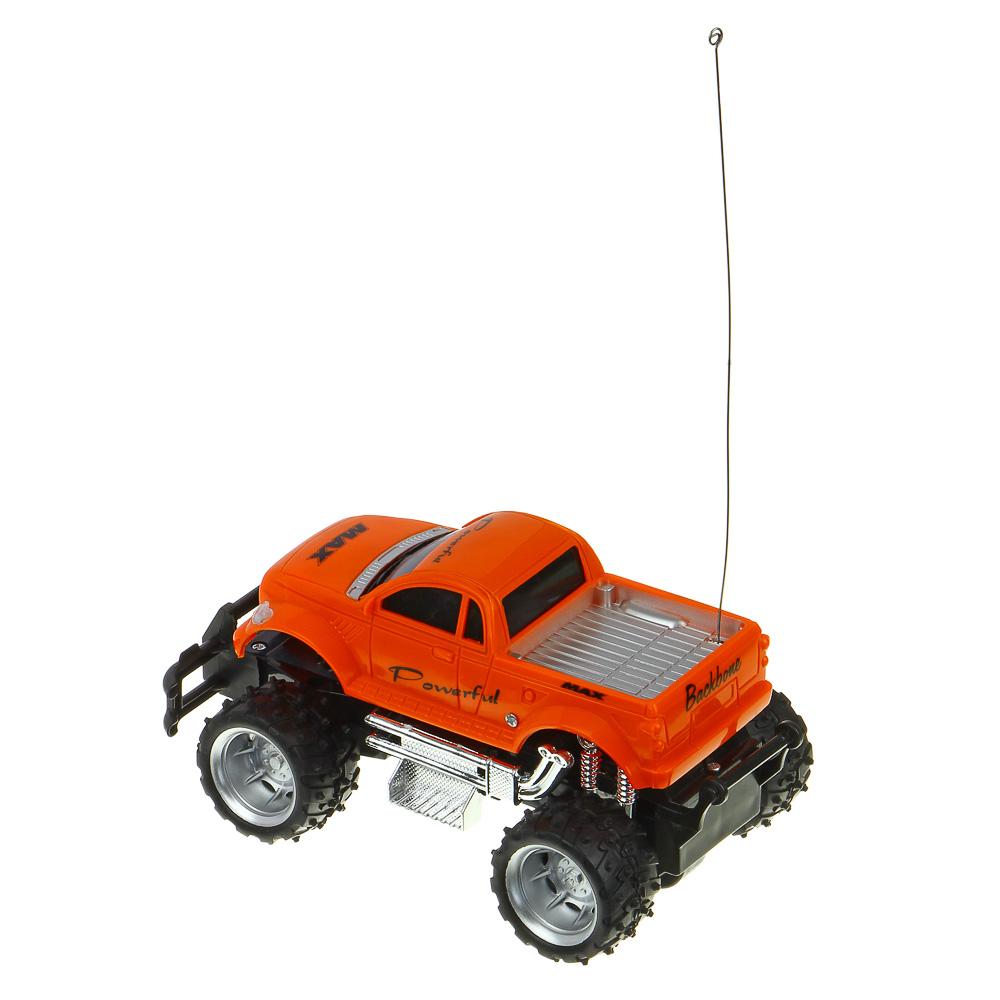 ИГРОЛЕНД Машина на радиоуправлении в виде пикапа, 5АА, ABS, TPR, PP,PE, PS, 23х14х13см - 5