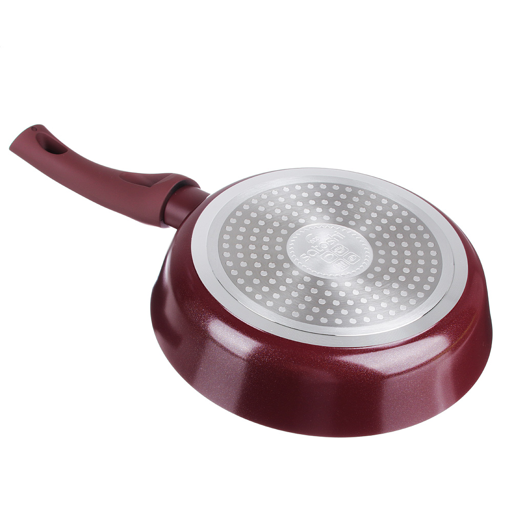 Сковорода литая d. 20 см SATOSHI Ла Мери, антипригарное покрытие, индукция - 2