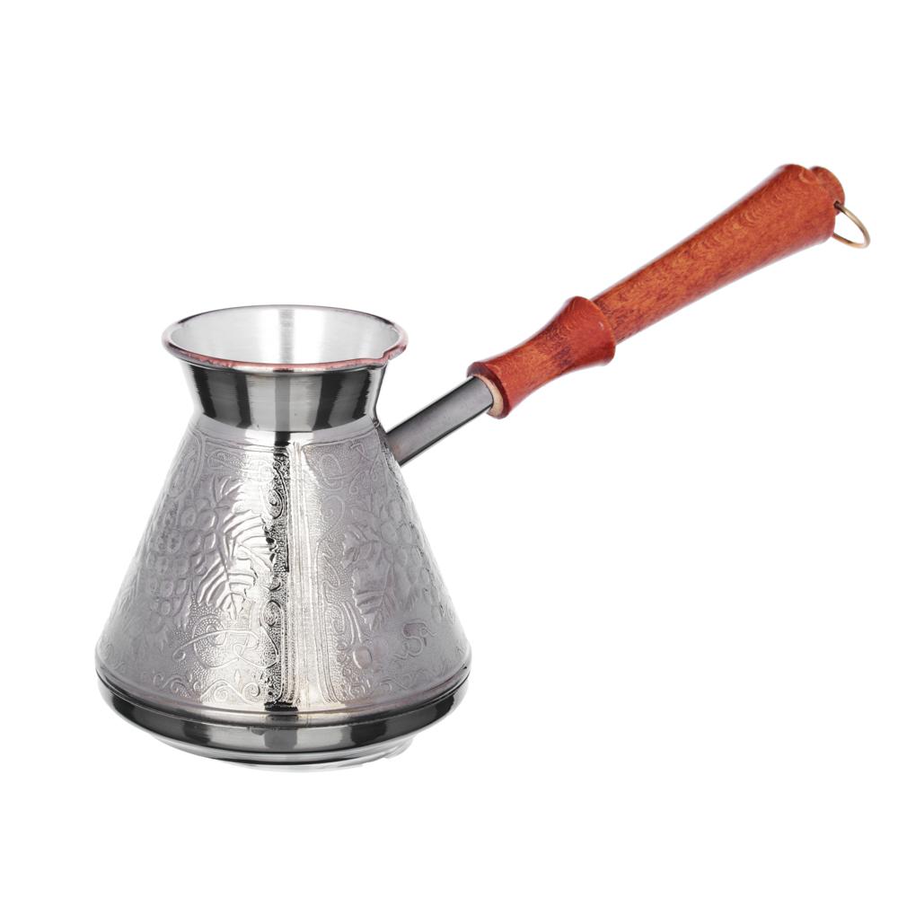 Vetta турка для кофе 540 мл медная, 2 дизайна - 2