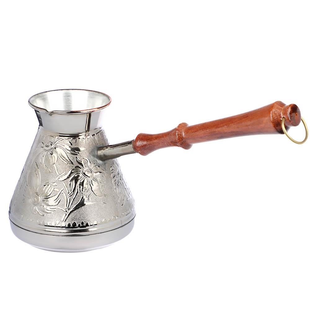 Vetta турка для кофе 640 мл медная, 2 дизайна - 2
