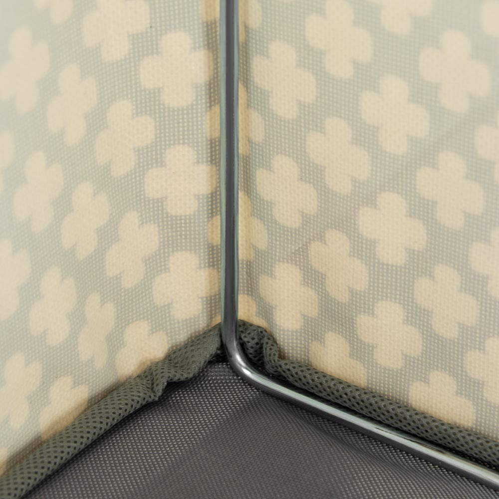 VETTA Короб жесткий для хранения вещей на молнии, 22л, полиэстер, металл, 39х29х20см, 2 дизайна - 4