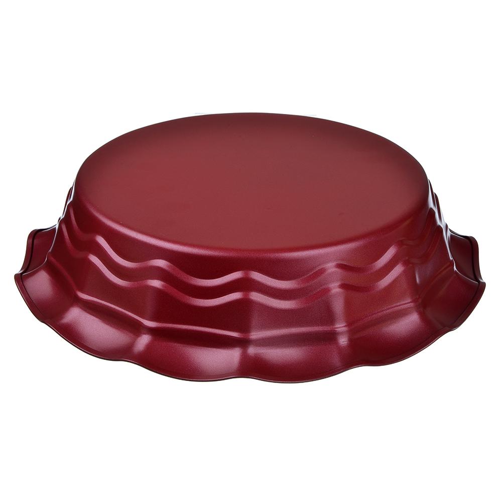 Форма для выпечки d. 27 см SATOSHI, круглая, антипригарное покрытие - 2