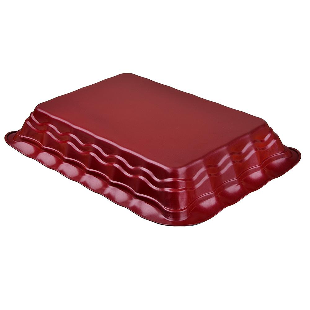 Противень глубокий SATOSHI, 38х27,5х6,5 см, антипригарное покрытие - 2