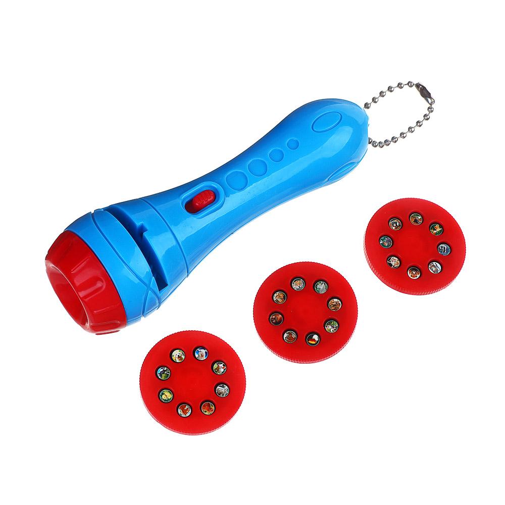 ИГРОЛЕНД Мини-проектор, 3AG13, пластик, 18,5х16х5см - 4