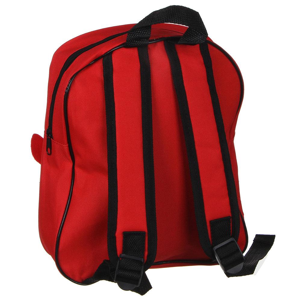 ХОББИХИТ Рюкзак для раскрашивания, 5 фломастеров, полиэстер, пластик, 24х30х9см, 2 дизайна - 4