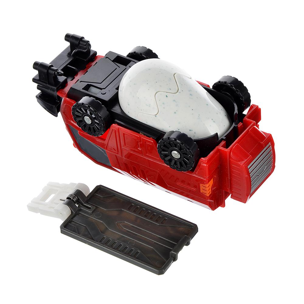 """ИГРОЛЕНД Машинка """"Дикий зверь"""", 6 предметов, пластик, 19х22, 2х5см, 5 дизайнов - 3"""