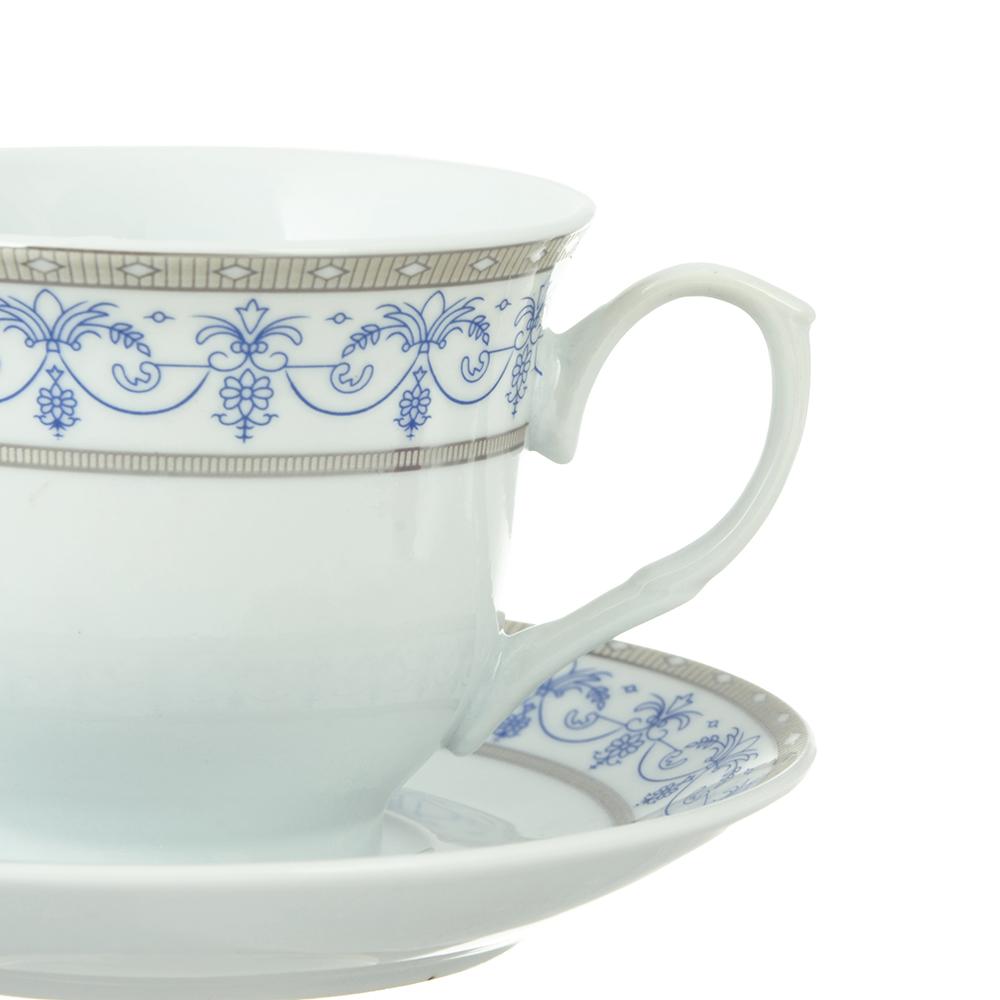 Чайный сервиз Сальса 12 пр., 220мл, фарфо - 2