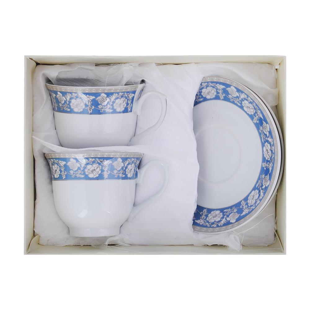 Савойя Набор чайный 4 пр., 220мл, фарфор - 3