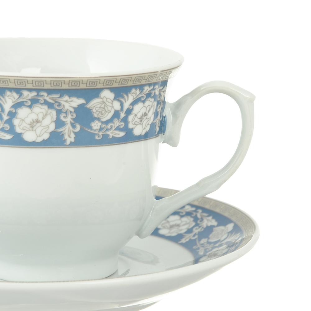 Чайный сервиз 12 предметов Савойя 220мл, фарфор - 2