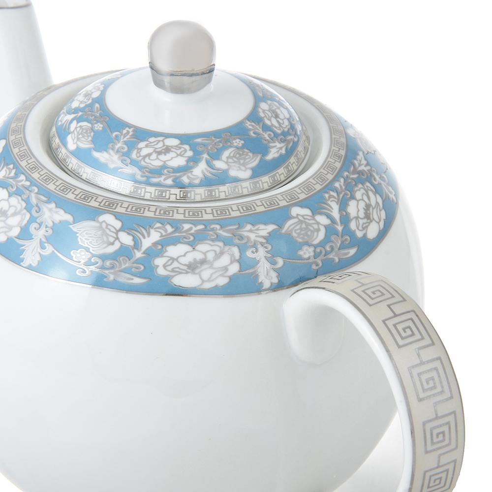 Чайник заварочный Савойя 1000 мл, фарфор - 2