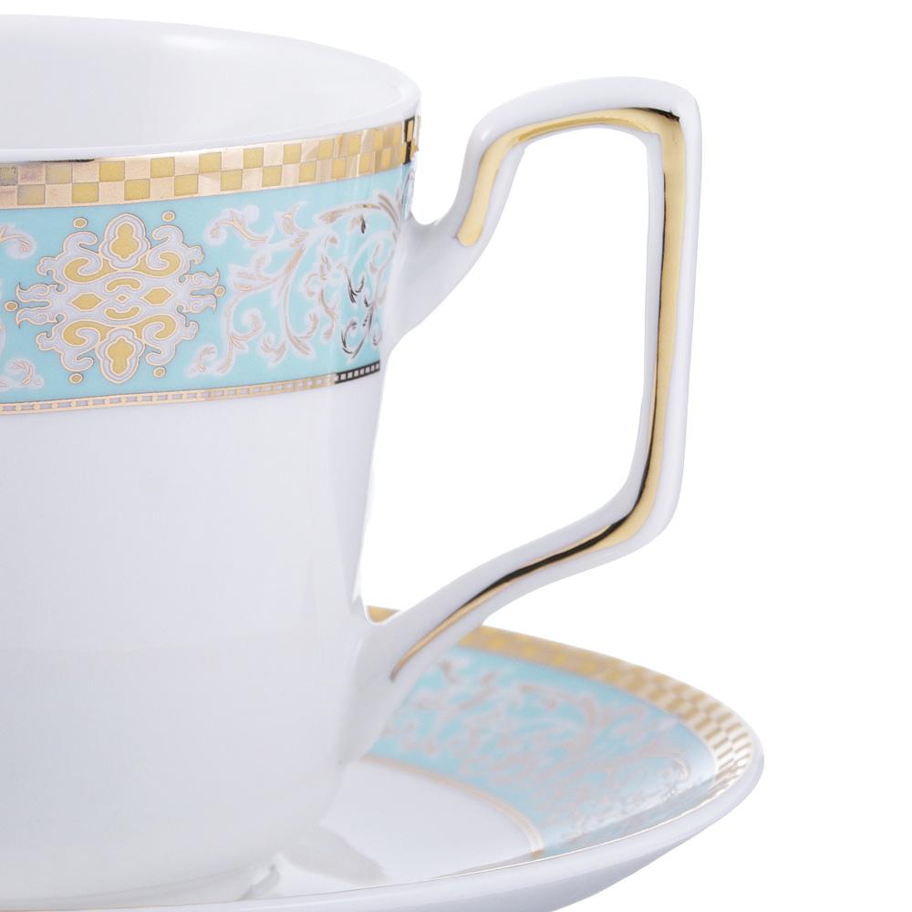 Чайный сервиз 2 предмета MILLIMI Лагуна 260мл, костяной фарфор - 2
