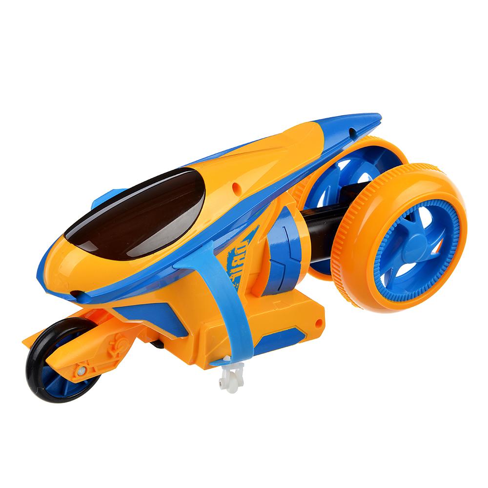 """ИГРОЛЕНД Мотоцикл радиоуправляемый """"Космический форсаж"""", свет, ЗУ и АКБ в комплекте, 31x23x12см, ABS - 2"""