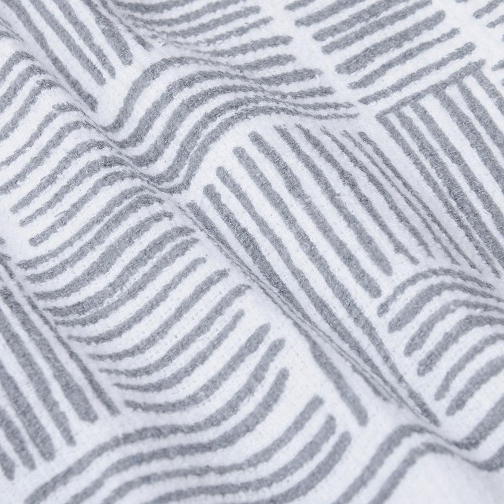 Кухонное полотенце PROVANCE Ассорти 80% хлопок 20% полиэстер, 38x63см, 3 дизайна - 3