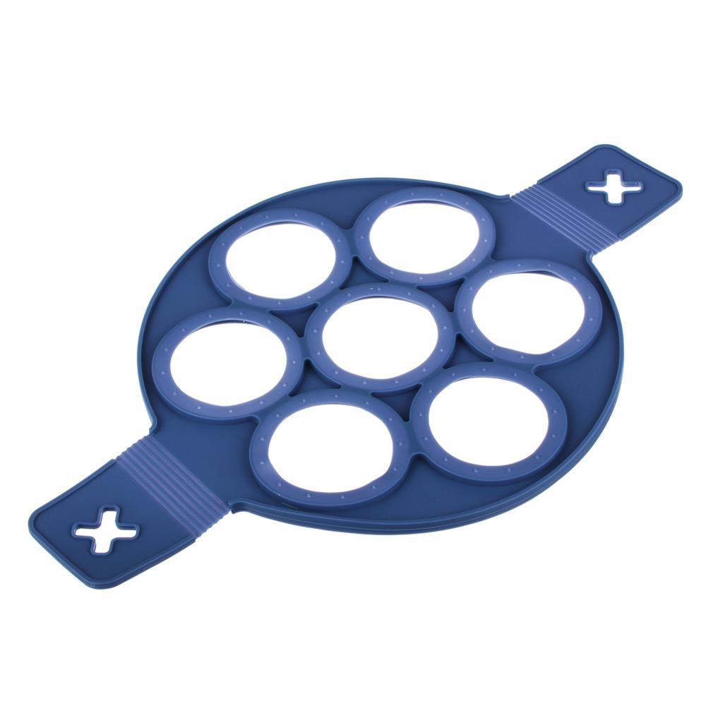 VETTA Форма силиконовая для приготовления оладий, котлет и яиц, d=23см - 3