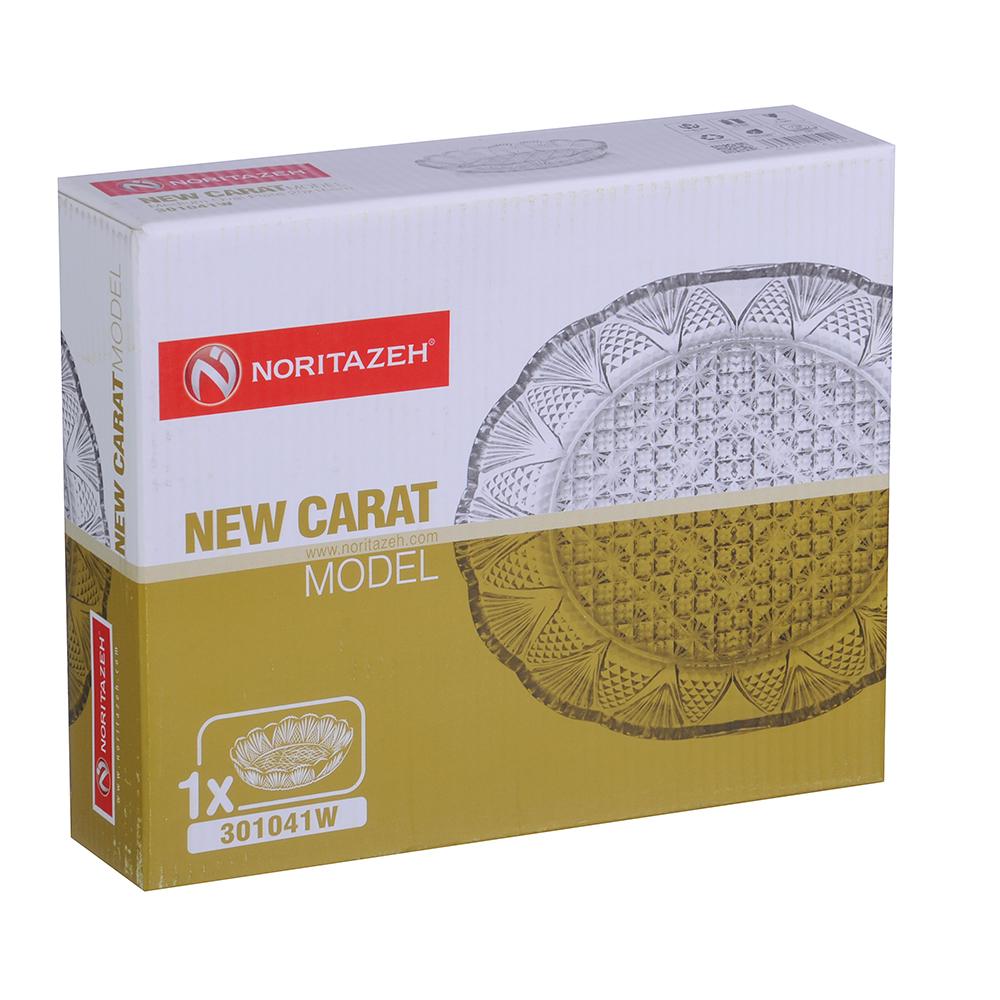 Noritazeh New Carat Блюдо 19см, стекло, под.упак. - 4