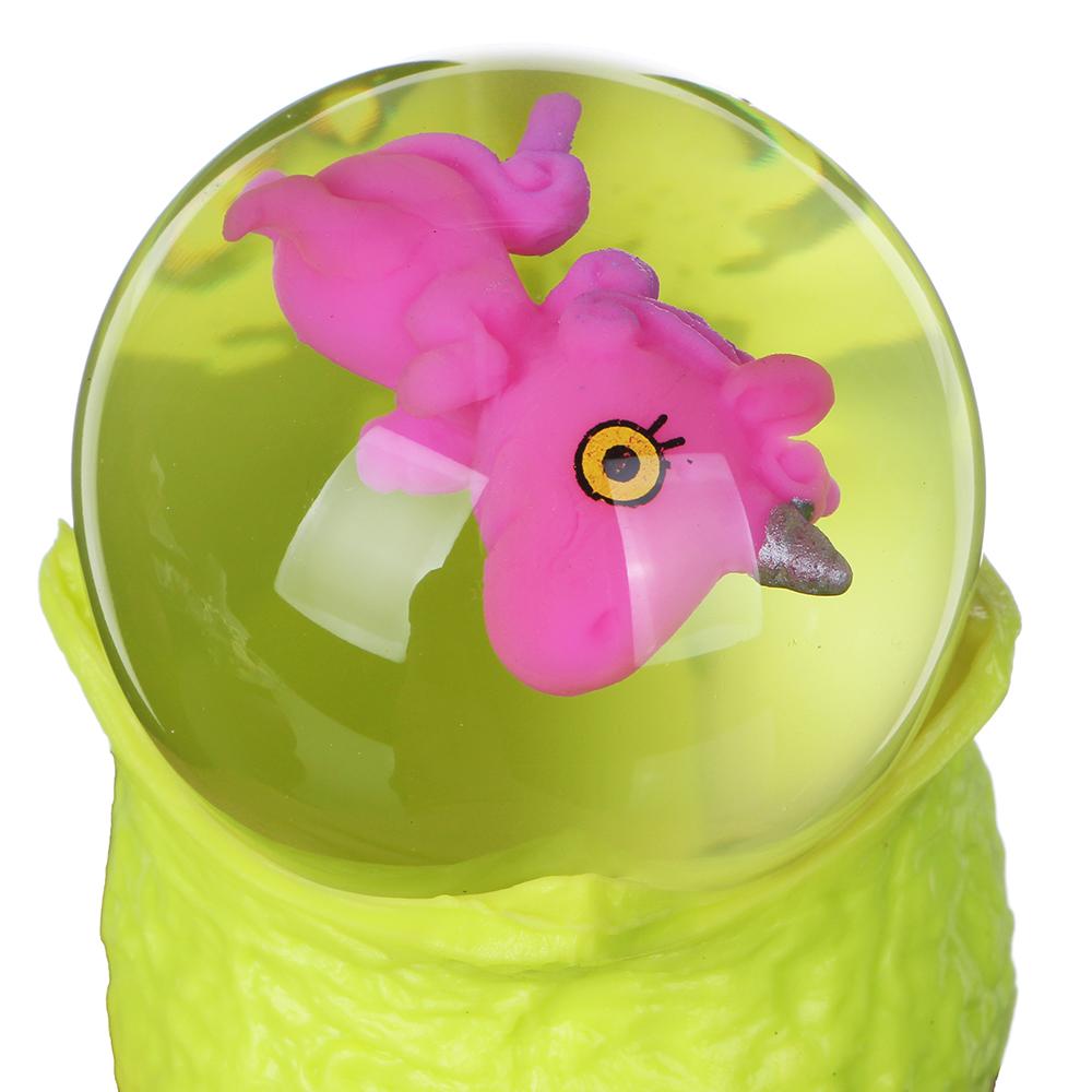 LASTIKS Яйцо резиновое с фигуркой внутри, резина, 6,5см, 4 дизайна - 3