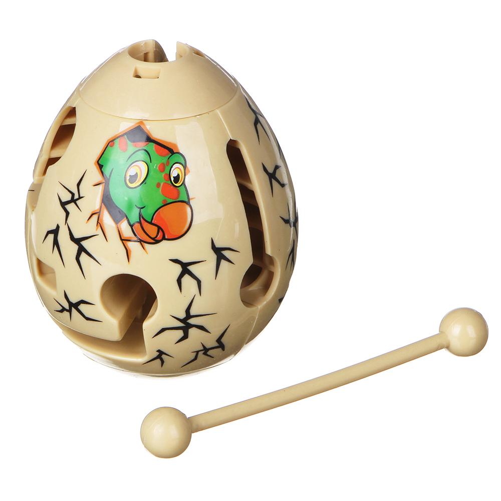 """ИГРОЛЕНД Головоломка """"Умное Яйцо"""", пластик, 5х6,5см, 3-6 дизайнов - 3"""
