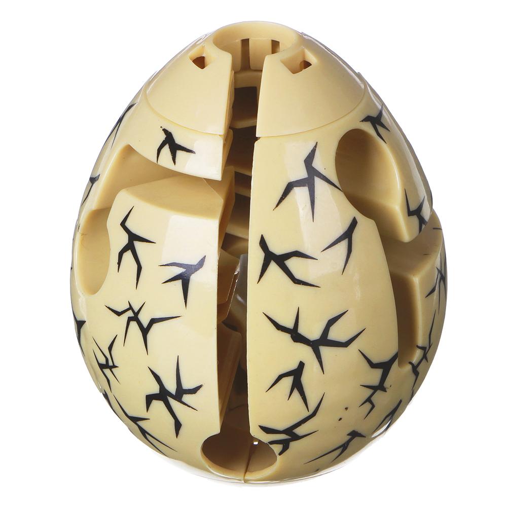 """ИГРОЛЕНД Головоломка """"Умное Яйцо"""", пластик, 5х6,5см, 3-6 дизайнов - 4"""