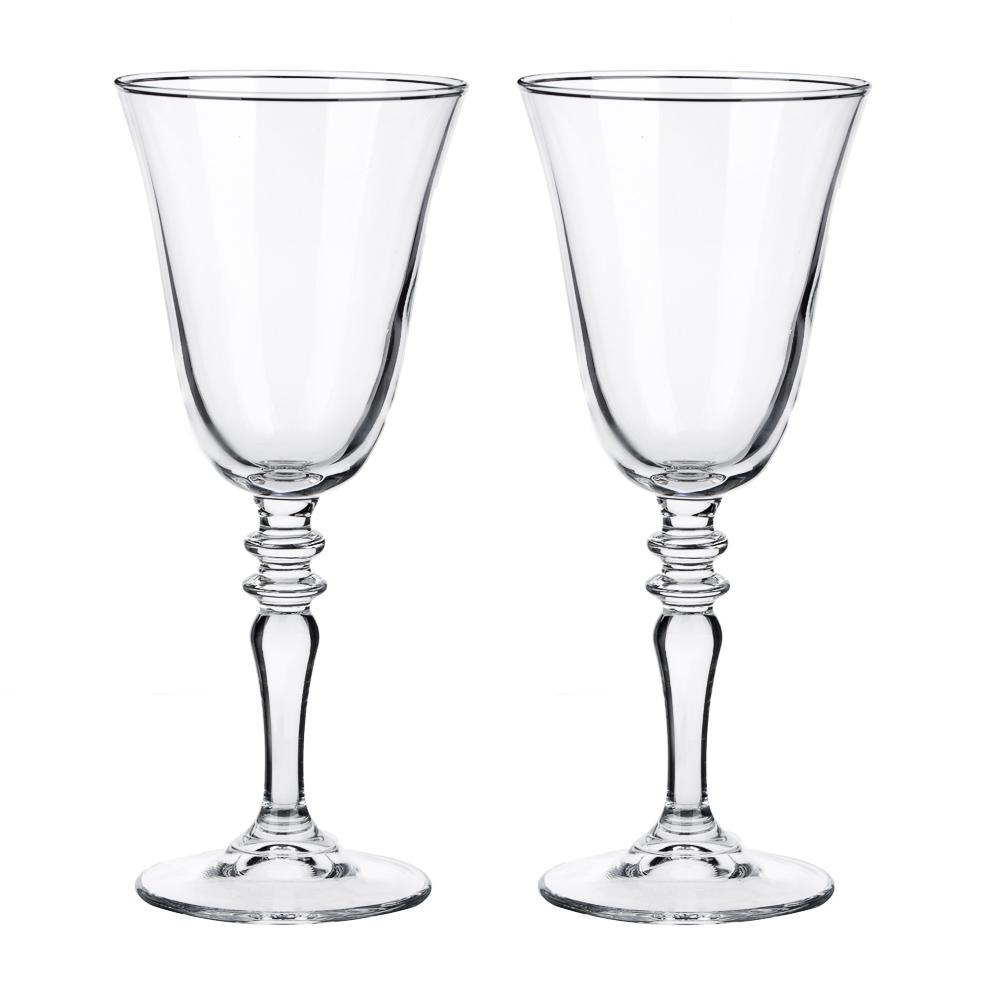 """PASABAHCE Набор бокалов 2шт для вина, 245мл, """"Винтаж"""", 440184B - 2"""