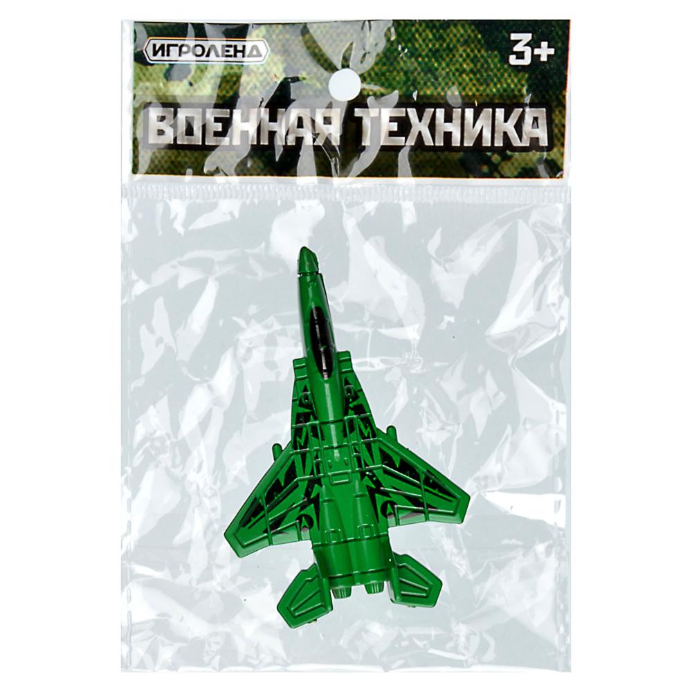 Игрушка в виде военной техники, пластик, 10х5х1см, 3 дизайна - 4