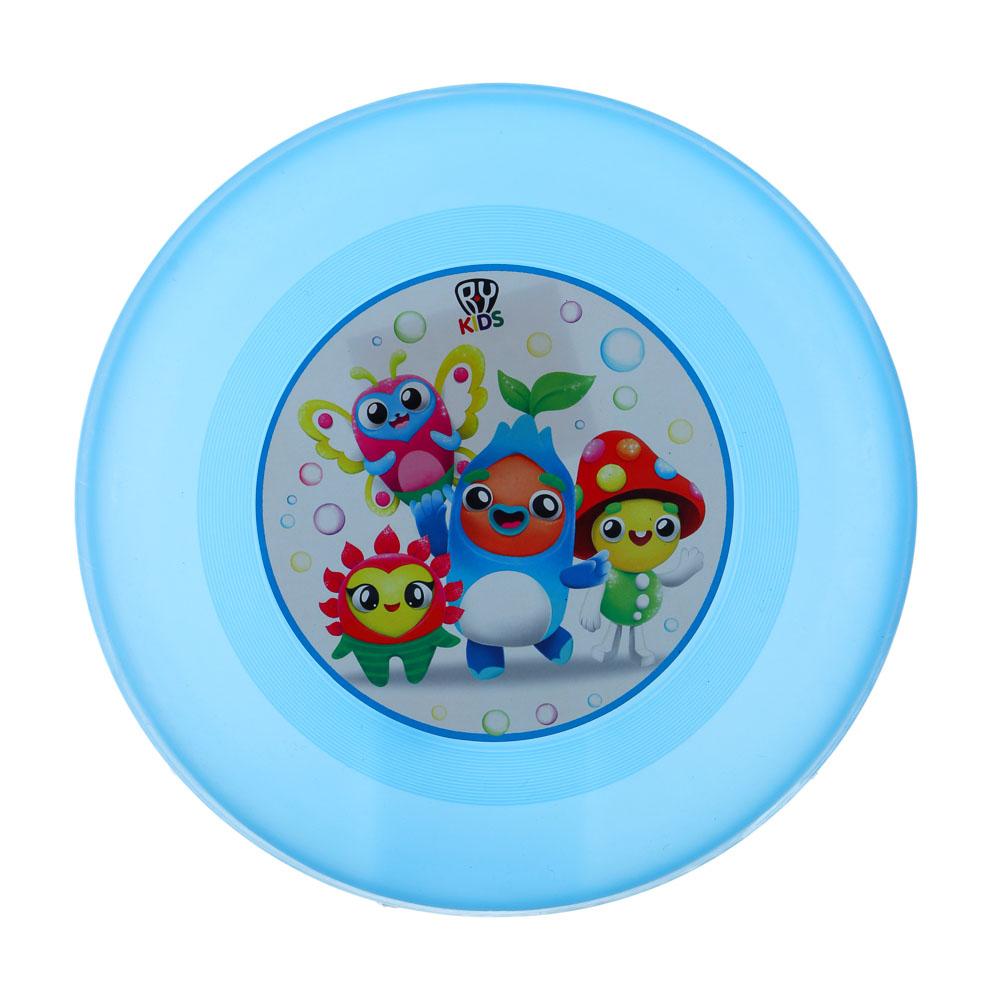 Летающая тарелка, 19-20см, пластик, 1 цвет - 2