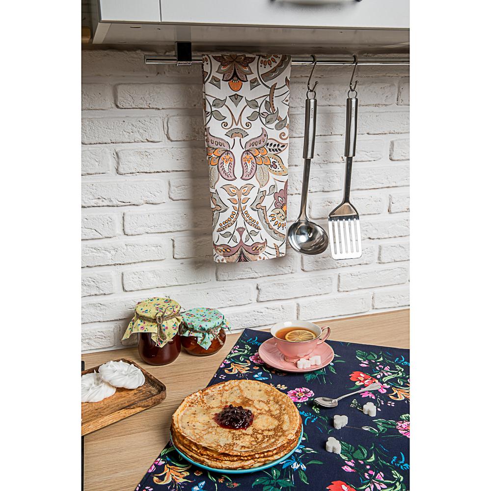 """PROVANCE Полотенце кухонное, 100% хлопок, 40х60см, """"Фантазия"""", 2 дизайна - 5"""